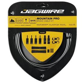 Jagwire Mountain Pro Bremszug Set grau